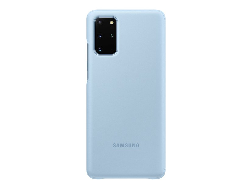 Samsung Clear View Cover EF-ZG985 Luchtblauw