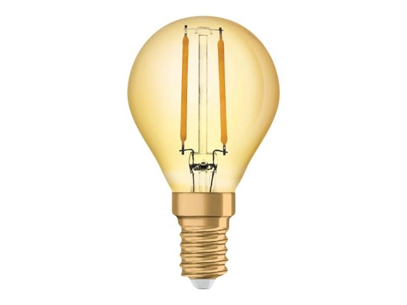 Osram Vintage Mini Ball LED 1906 2.5W 825 Filament Gull E14