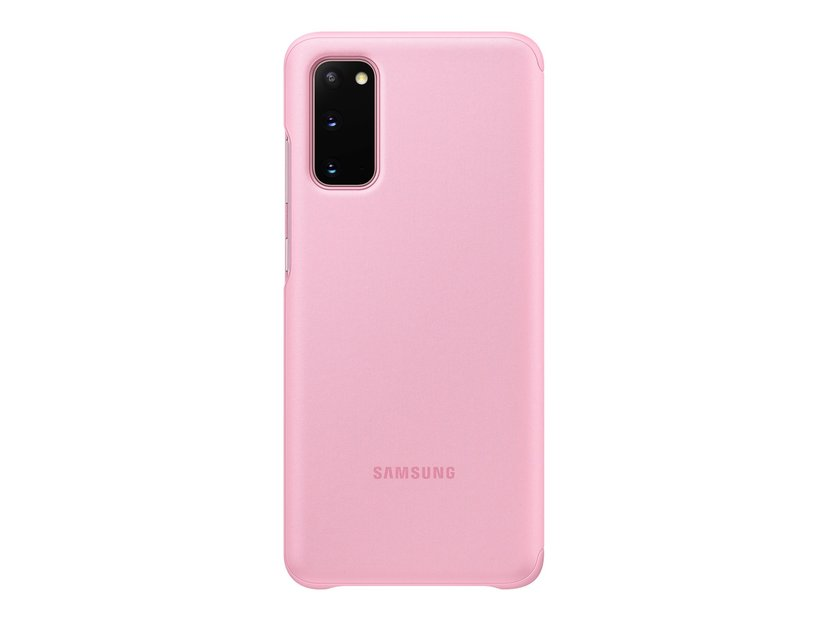 Samsung Clear View Cover EF-ZG980 Roze