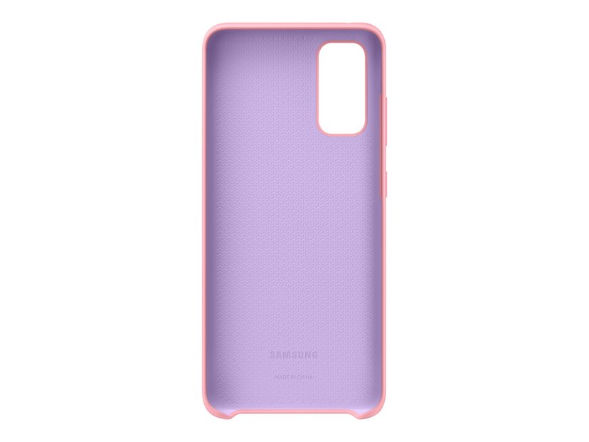 Samsung Silicone Cover EF-PG980 Roze
