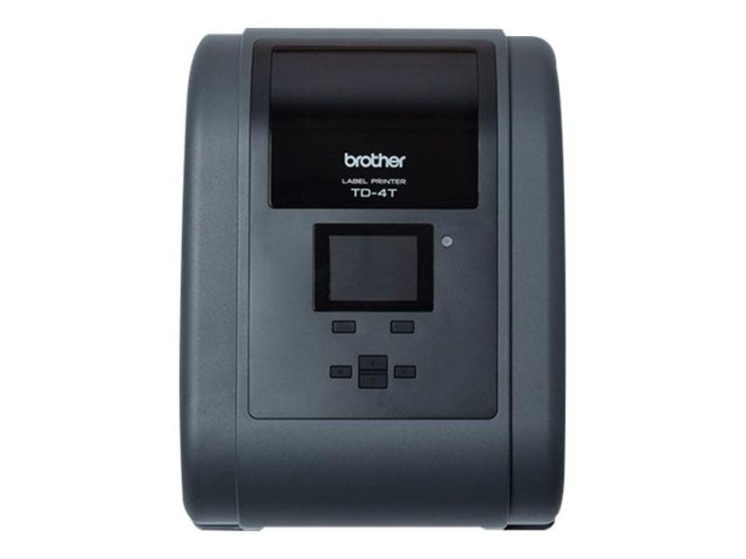 """Brother TD-4750TNWBR DT/TT 4"""" 300dpi USB/Seriell/LAN/WiFi/Bluetooth/RFID"""