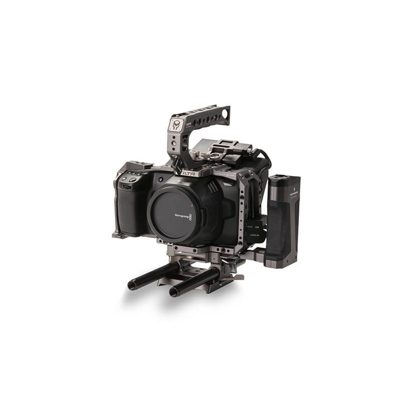 Tilta Full Camera Cage F BMCC Tactical Package