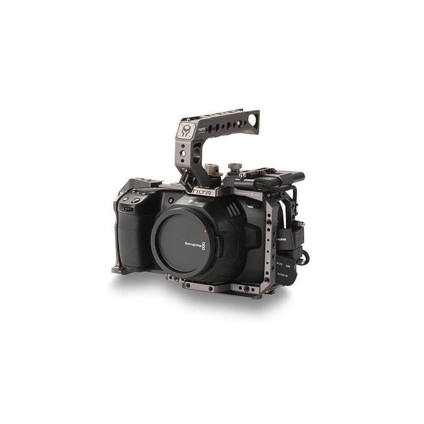 Tilta Full Camera Cage F BMCC Basic Package