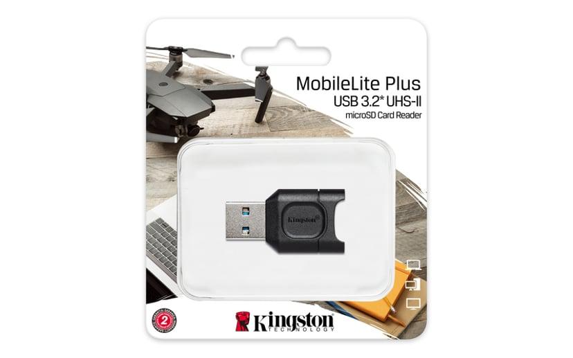 Kingston Mobilelite Plus MicroSD