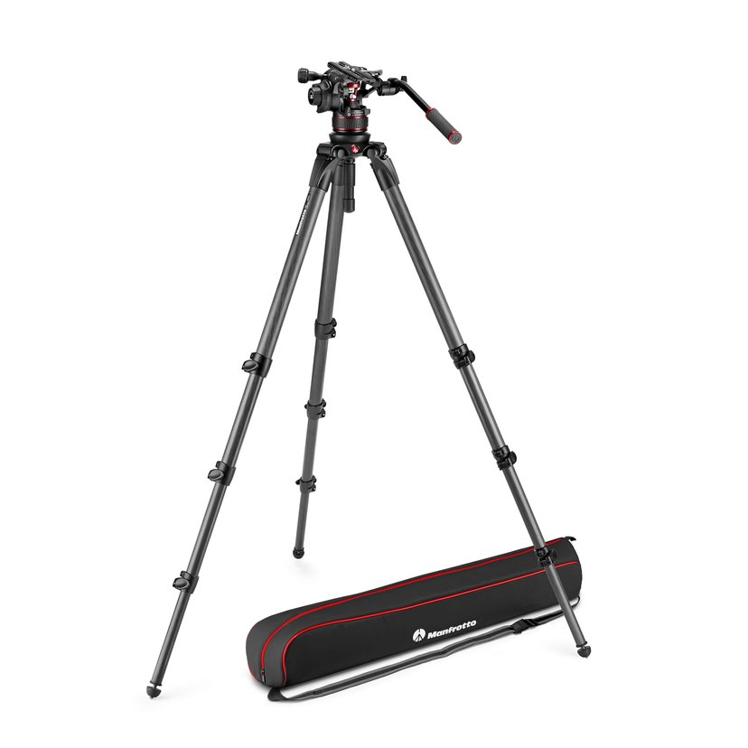 Manfrotto Nitrotech 612 + 536 Carbon