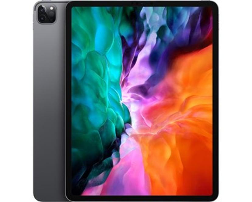 """Apple iPadPro Wi-Fi (2020) 12.9"""" A12Z Bionic 128GB Rymdgrå"""