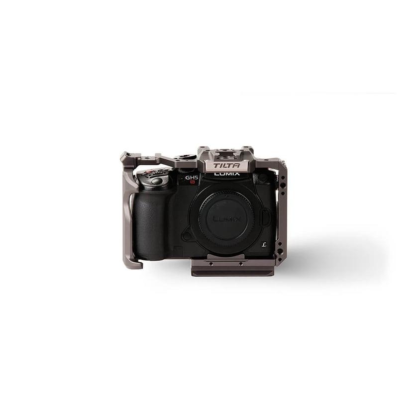 Tilta Full Camera Cage For Gh Series - Tilta Grey