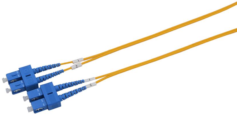 Prokord Fiber Os1 SC-SC 9/125 Duplex SM 5.0m SC/UPC SC/UPC OS1 5m