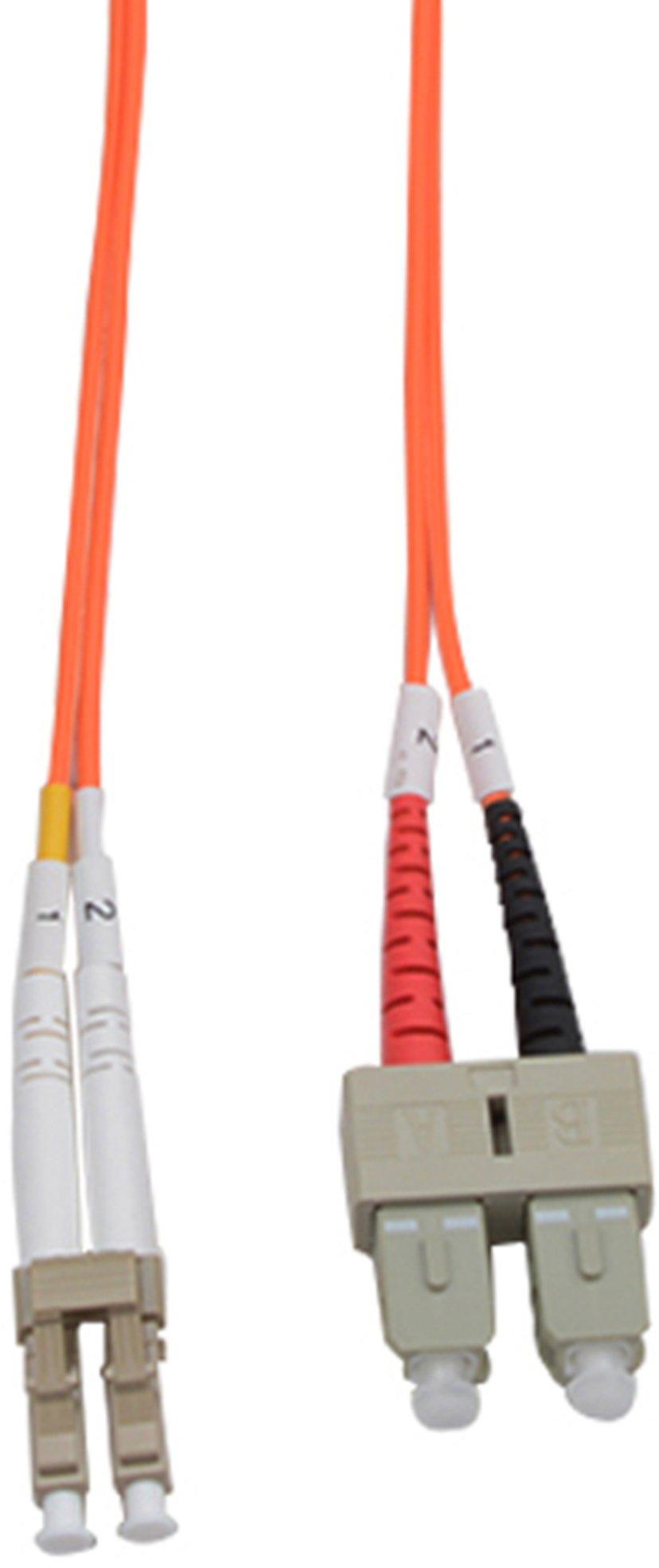 Prokord Fiber Om1 LC-SC 62.5/125 Duplex MM 10.0M SC/UPC LC/UPC OM1 10m