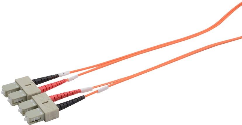 Prokord Fiber Om1 SC-SC 62.5/125 Duplex MM 1.0M SC/UPC SC/UPC OM1 1m