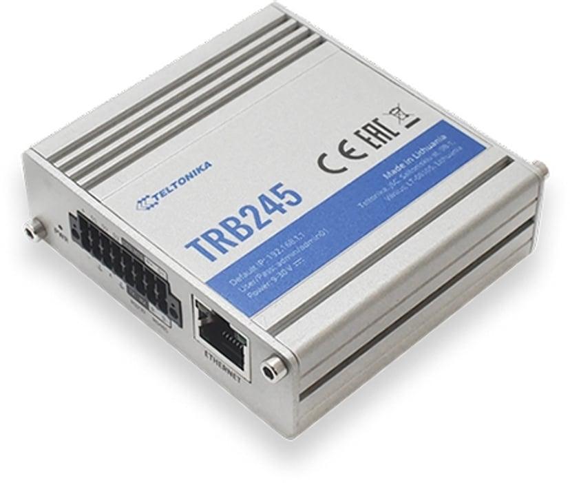 Teltonika TRB245 Industrial CAT4 4G Gateway
