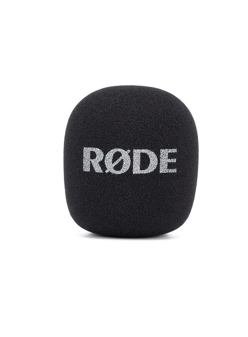 Røde Interview GO Handle & Pop For Wigo Svart
