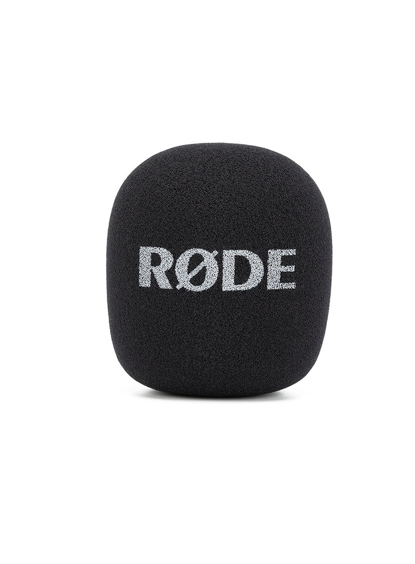 Røde Interview GO Handle & Pop For Wigo Zwart