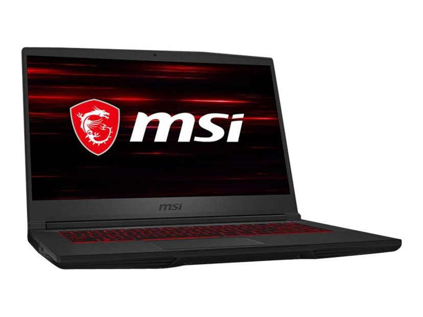 "MSI GF65 Thin Core i5 8GB 512GB SSD 15.6"" RTX 2060"