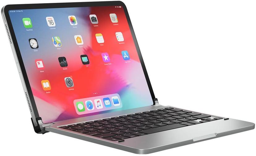 "Brydge Pro Aluminium Keyboard iPad Pro 11"" Nordic Layout Silver"
