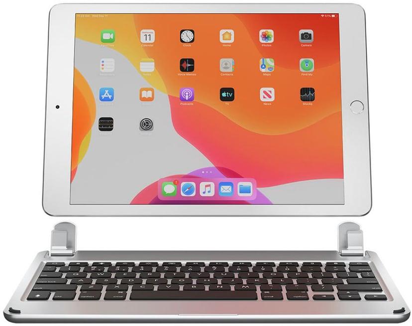 "Brydge Pro Aluminium Keyboard iPad Pro 10.2"" Nordic Layout Silver"