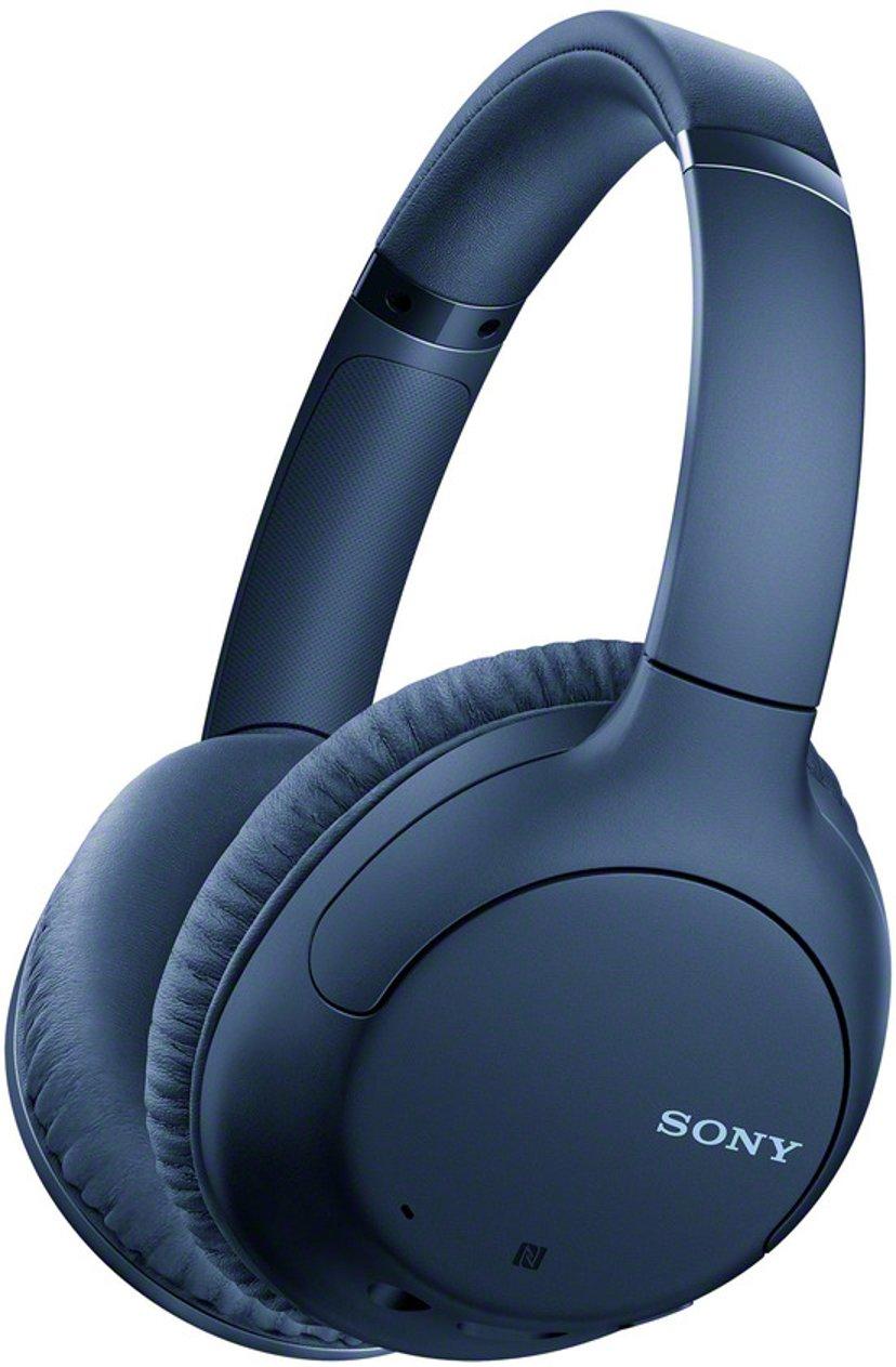 Sony WH-CH710N trådløse hodetelefoner med mikrofon Blå