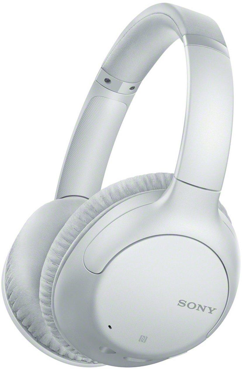Sony WH-CH710N trådlösa hörlurar med mikrofon Vit