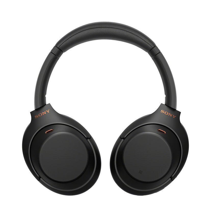 Sony WH-1000XM4 Musta