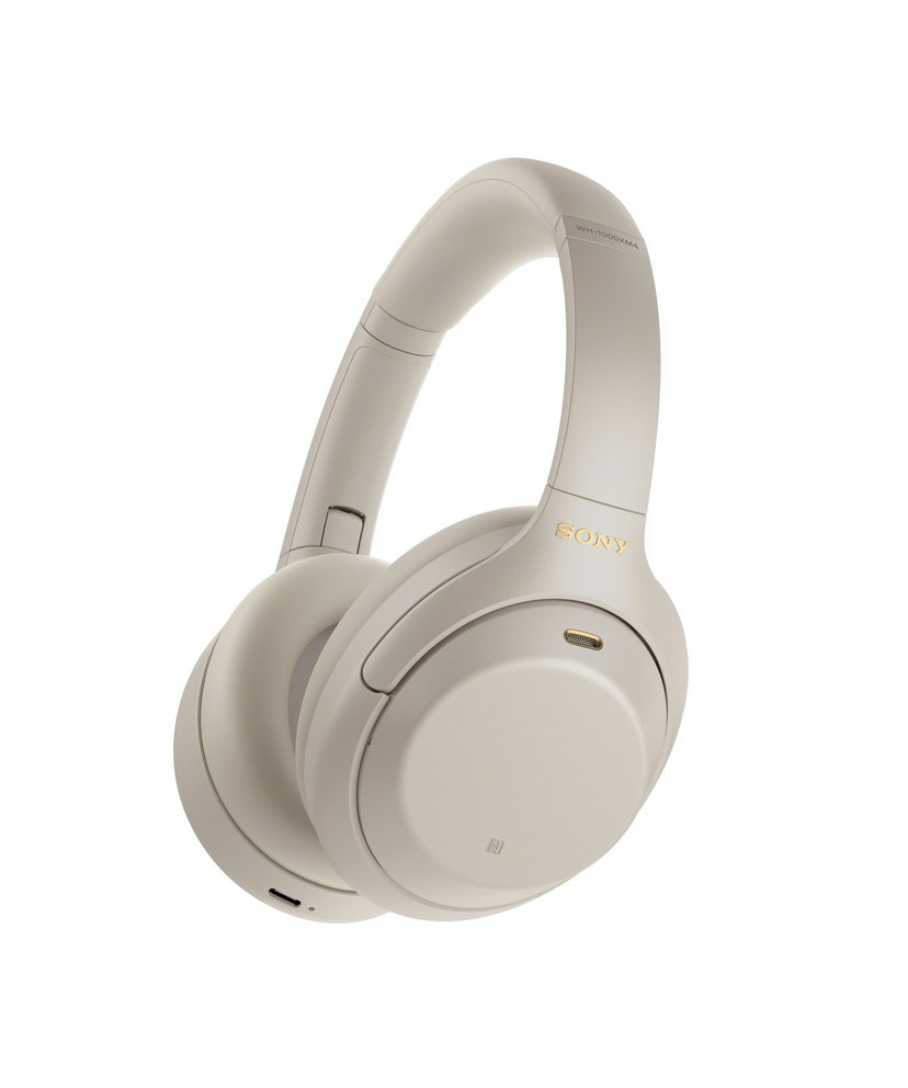 Sony WH-1000XM4 Sølv