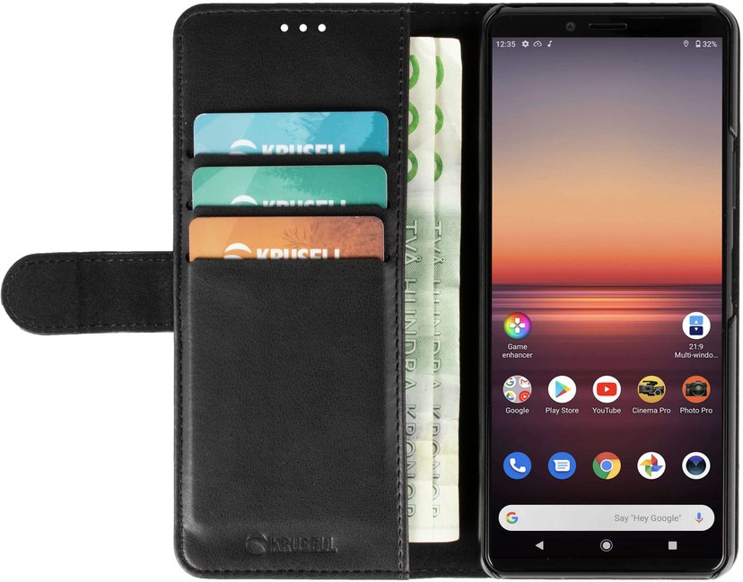 Krusell Essentials PhoneWallet Sony Xperia 10 II