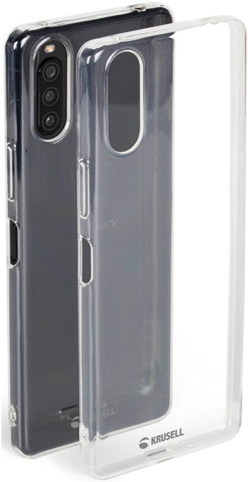 Krusell Essentials SoftCOVER Sony Xperia 10 II