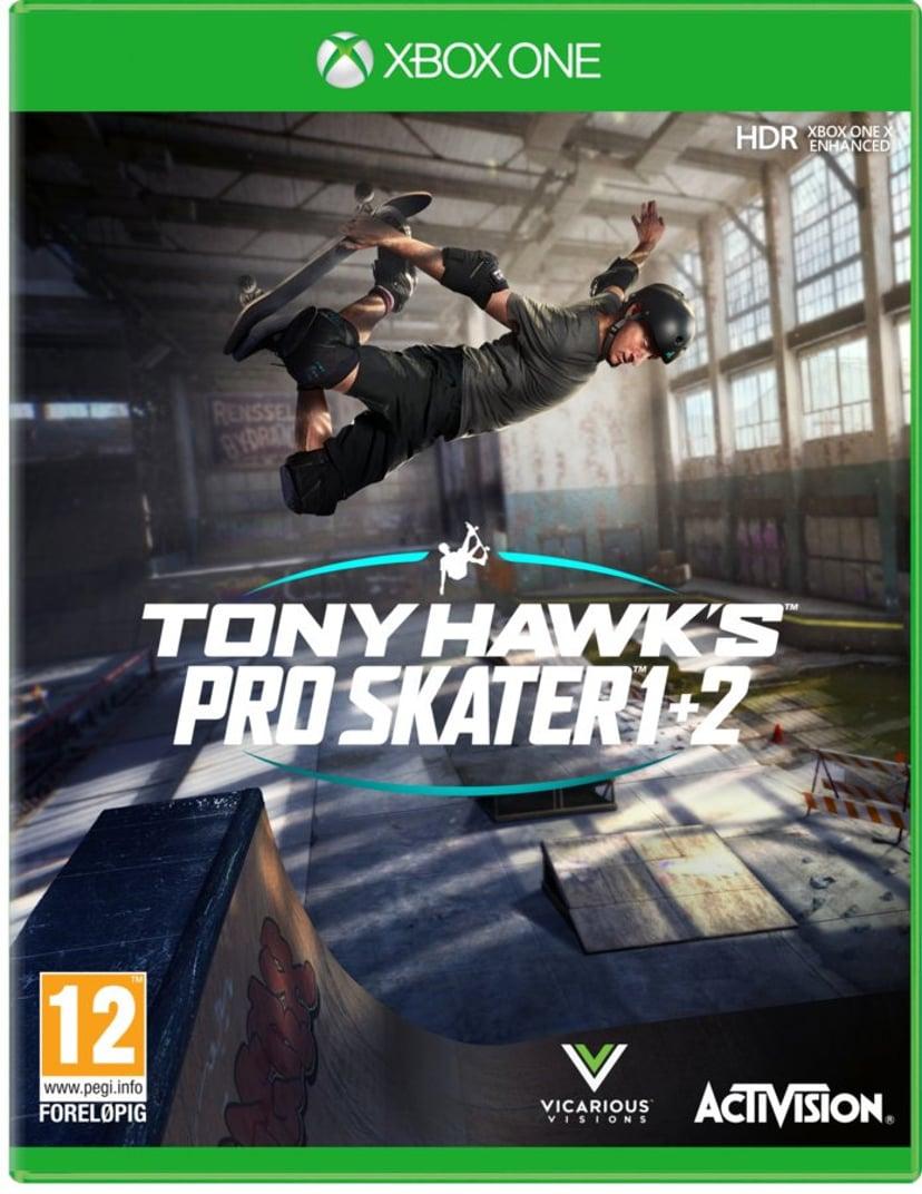 Activision Tony Hawk's Pro Skater 1+2