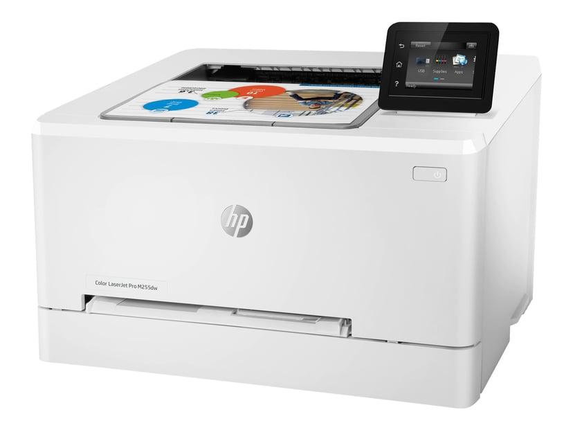 HP Color LaserJet Pro M255dw #demo