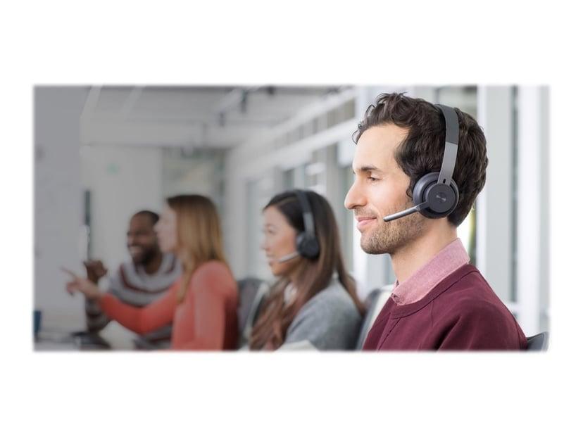 Logitech Zone Wireless Teams Zwart