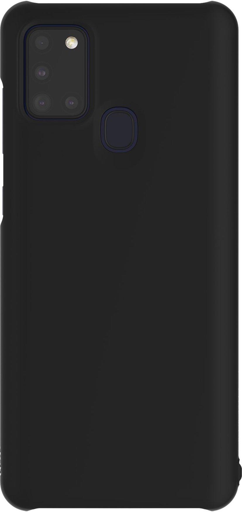 Samsung Wits Premium Hard Case GP-FPA217WSA Samsung Galaxy A21s Svart