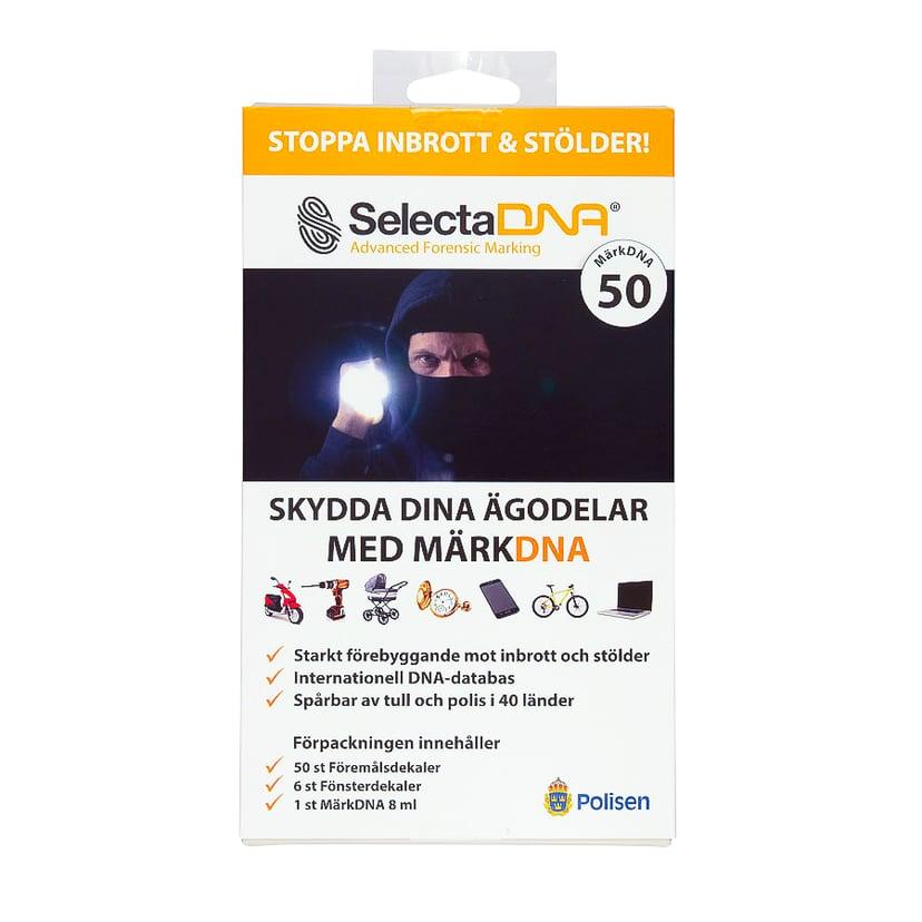 SelectaDNA Stöldskyddsmarkering 50