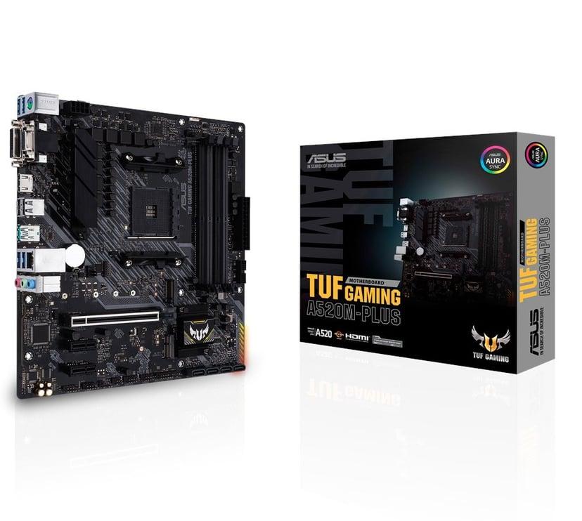 ASUS TUF GAMING A520M-PLUS Mikro ATX Hovedkort