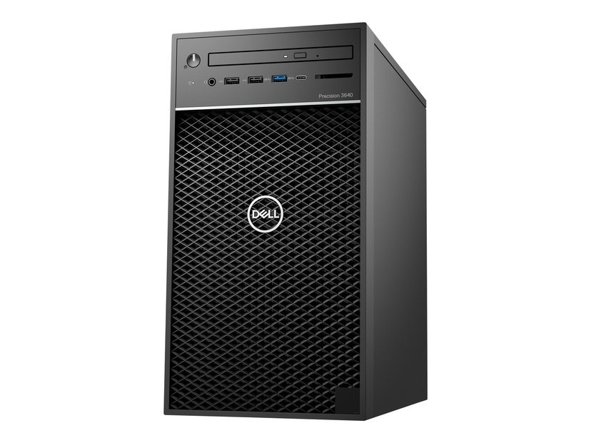 Dell Precision 3640 MT Xeon 512GB Intel UHD Graphics 630