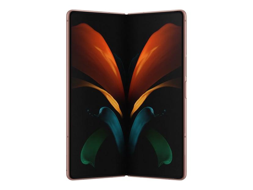 Samsung Galaxy Z Fold2 5G 256GB Dual-SIM Mystisk brons