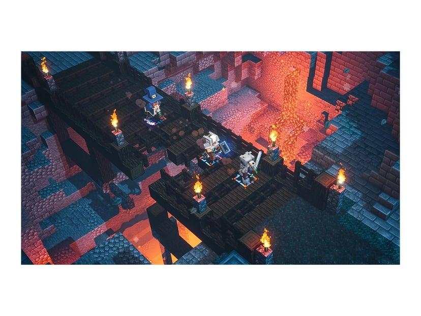 Nintendo Minecraft Dungeons Nintendo Switch