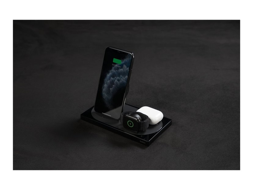 Belkin 3-in-1 Wireless Pad/Stand/Apple Watch 7.5W