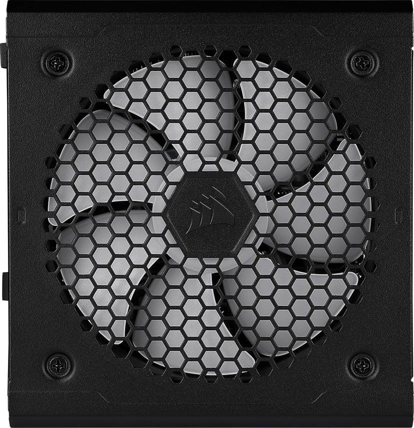 Corsair CX-F Series CX550F RGB Black 550W 80 PLUS Bronze