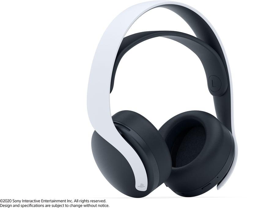 Sony PULSE 3D™ wireless headset - PS5 Hvit, Svart