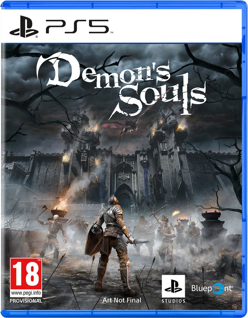 Sony Demon's Souls - PS5