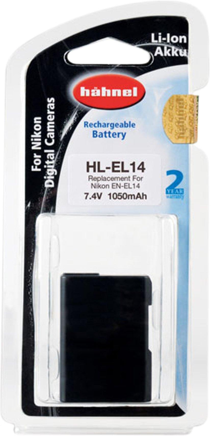 Hähnel Nikon HL-EL14 Battery
