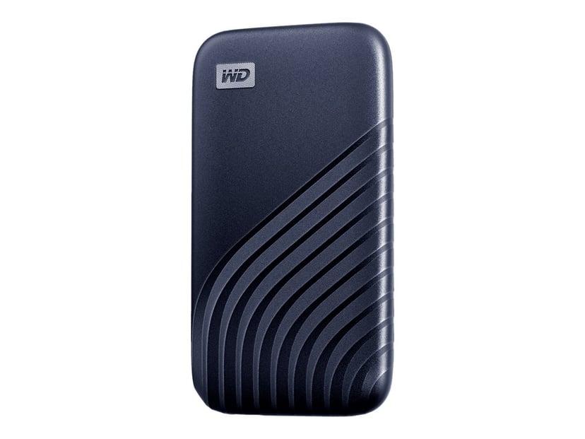 WD My Passport SSD 1TB Blå