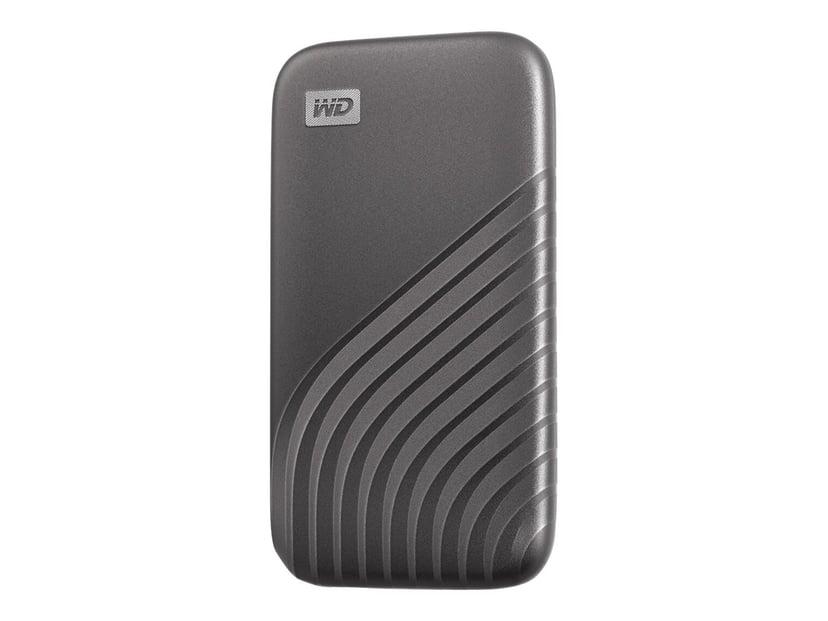 WD My Passport SSD 1TB Grå