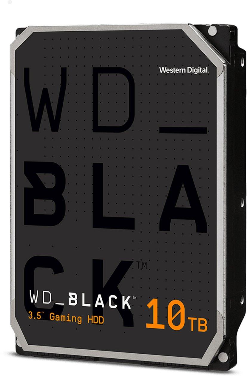 "WD Black 10TB 3.5"" Serial ATA-600"