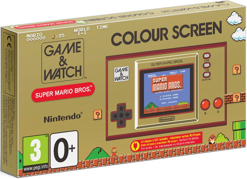 Nintendo Game & Watch Super Mario Bros. Gull