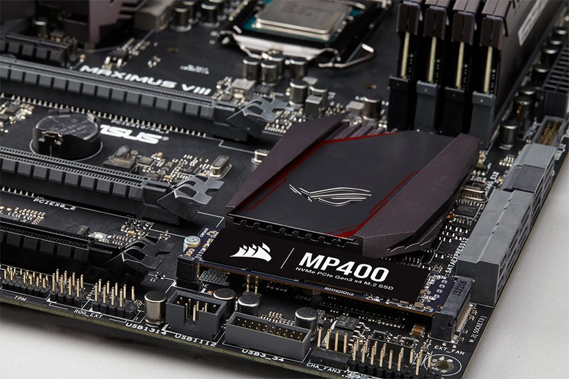 Corsair MP400 8196GB M.2 2280 PCI Express 3.0 x4 (NVMe)
