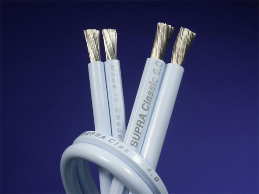 Jenving CLASSIC 6.0 SPEAKER CABLE 5m