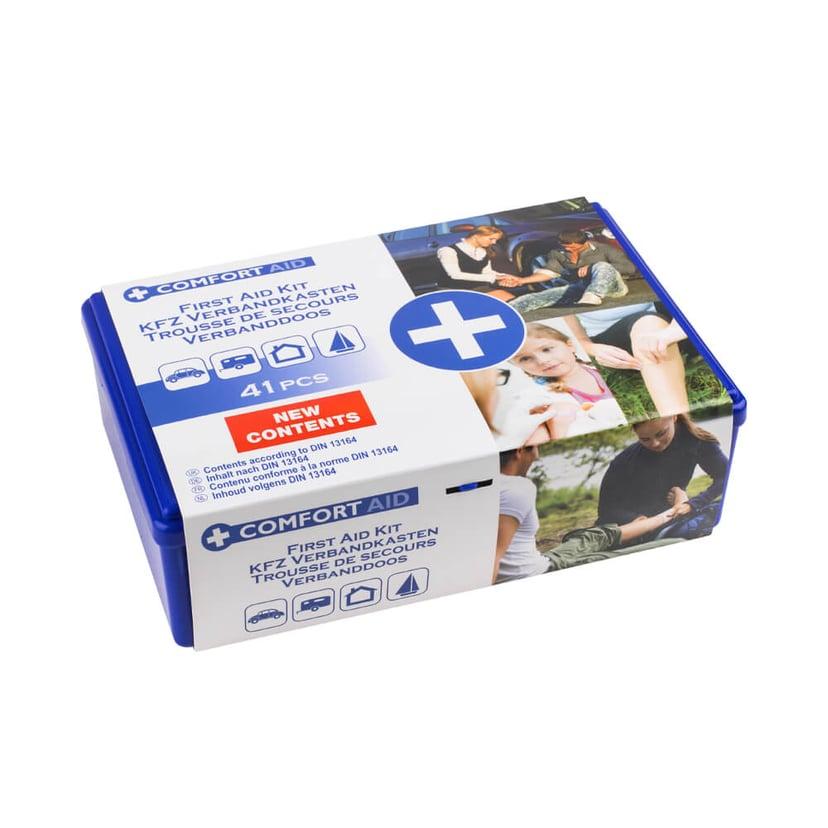 Comfort Aid Førstehjælp Kit 41 stk. dele