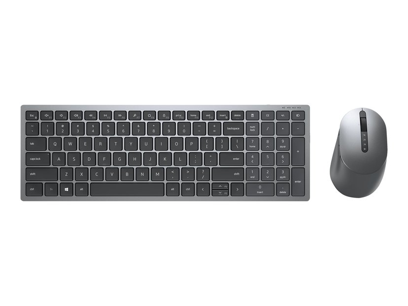 Dell Multi-Device Wireless Keyboard and Mouse Combo KM7120W