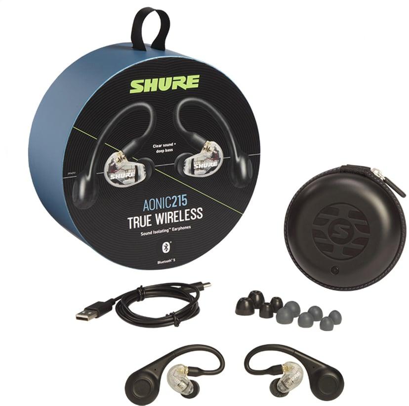 Shure Aonic 215 True Wireless - Clear