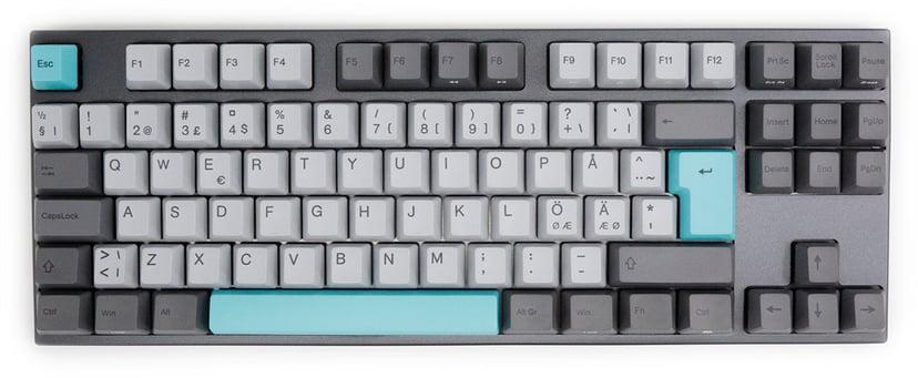 Varmilo VA88M Moonlight MX Silent Red Tastatur Kablet Nordisk Blå, Grå